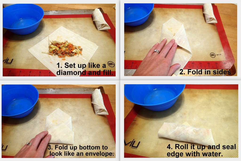 Egg Roll Assembly