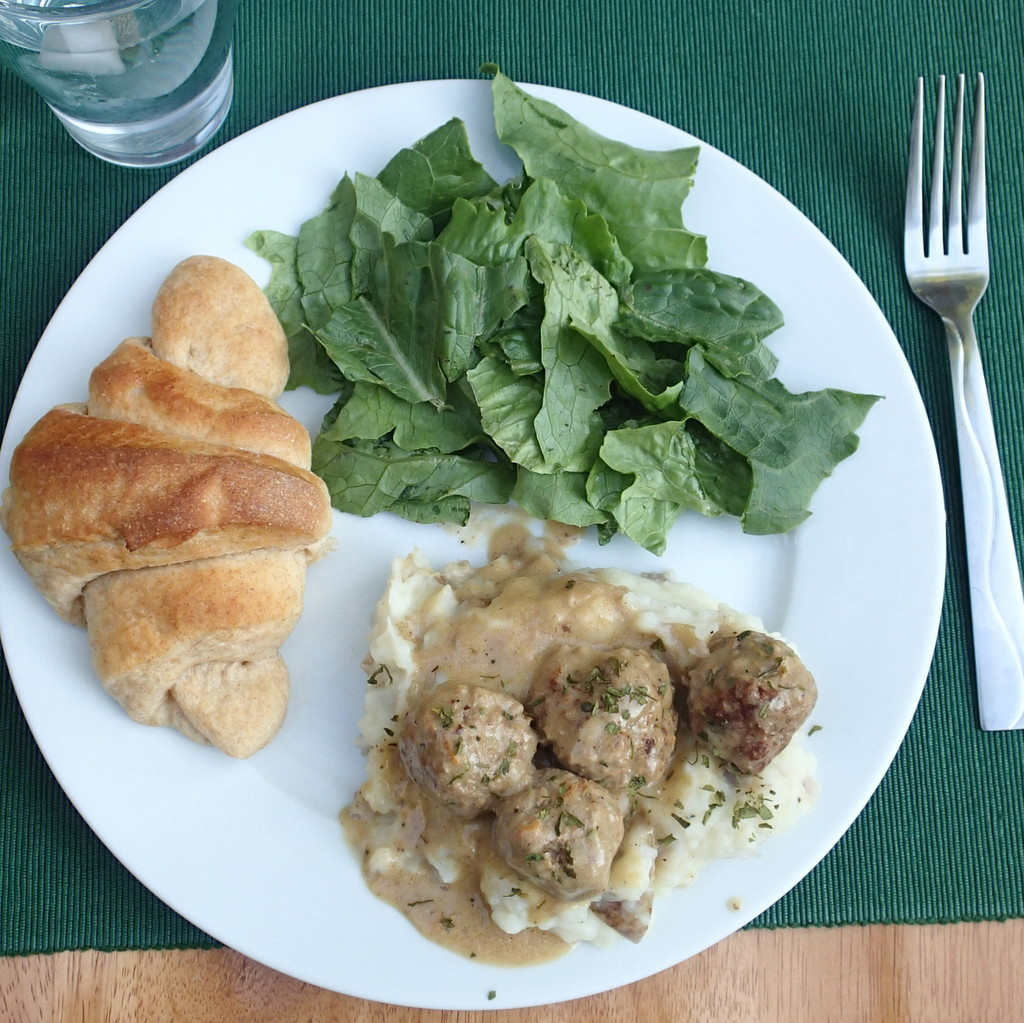 Swedish Meatballs ~ Dirty Dish Club